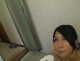 Japanese woman is fucking and sucking picture 12