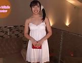 Sakisaka Karen excels in her cock sucking skills