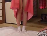 Kinky Japanese hot chick Saki Hatsumi in hot sex fun