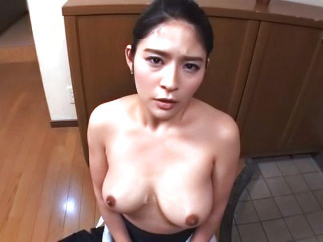 Insane Huge Tits Blowjob