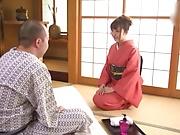 Aizawa Maria is a busty, Japanese milf