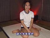 Sexy Satou Mayu got a massive cumshot