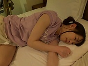 Busty love Futaba Yoshika offers a sensual tit fuck action