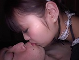 Spicy Japanese barbie Konno Hikaru in raunchy fuck scene picture 3