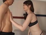 Amateur beauty Ikushima Ryou gives a kinky head