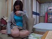 Torii Miki likes to use sex toys