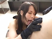 Aamzing dick pleasuring skills by princess