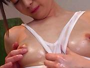 Mitani Akari likes sex toys and boys