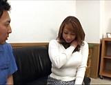 Savory  Kazama Yumi enoys awesome pussy slamming