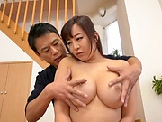 Lovely kaori mets thick long dick and loves it