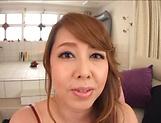 Busty Kazama Yumi amazes in full POV porn play  picture 15