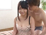 Spicy Hinagiku Tsubasa awesome sex with hot stud picture 1