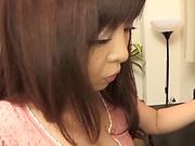 Sweet Kaori ,slammed in dazzling ways