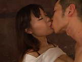 Natsu Kimino  featured in a nasty hardcore action picture 15