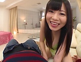 Natsu Kimino,exquisitely services a dick picture 4