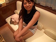 Milf cutie Mika Konishi loves showing off her sexy body