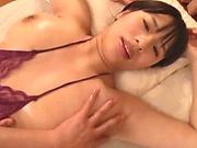 Haruna Hana enjoys an unmatched shag