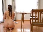 Sweet Kaori ,showcase her sexy nice ass