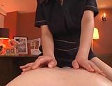 Kinky babe Saijou Ruri loves when her cunt gets pleasured