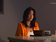 Threesome hardcore session involving chubby Komukai Minako