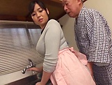 Nonami Shizuka excels in her cock sucking skills picture 10