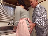 Nonami Shizuka excels in her cock sucking skills picture 9