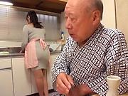 Nonami Shizuka gets freaky with her boss