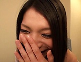Yuuki Hodaka gets pleasured with a steamy blowjob picture 10