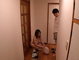 Hardcore Chitose Saegusa gets penetrated doggy picture 7