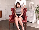 Japanese woman likes pussy stimulation picture 12