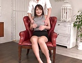 Japanese woman likes pussy stimulation picture 13
