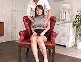Japanese woman likes pussy stimulation picture 14