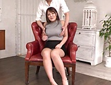 Japanese woman likes pussy stimulation picture 15