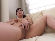 Wakatsuki Mizuna ,sensualy pleasures a dude
