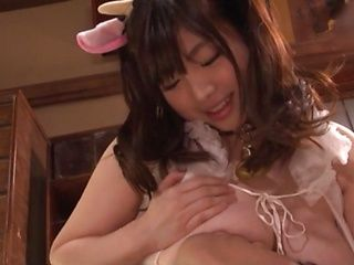 Busty Cosplay Videos of Hot Japanese Girls Fucking