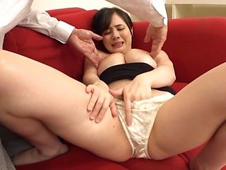 Strong scenes of home porn with a lonely wife