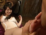 Spicy  Hinagiku Tsubasa awesome sex  with hunk male picture 11