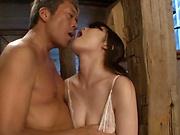 Awesome pussy stimulation for sexy  Hinagiku Tsubasa