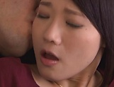 Kaho Shibuya,rewards a dude with a steamy blowie