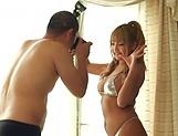 Futaba Yukina ,showcases her kinky moves