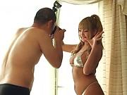Futaba Yukina ,gives an erotic tit fuck