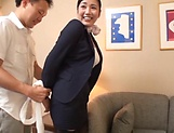 Superb Asian babe Rei Narita gets nailed properly picture 14