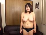 Nana Kiyotsuka gets rid of her sexual thirst