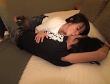 Kaho Shibuya, enjoys a lovely shag position 69