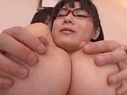 Kaho Shibuya sucks and rides pretty well