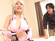 Kukuroba Asuka wants every inch in her snatch