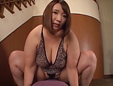 Fat lady likes to have wild sex sessions picture 13