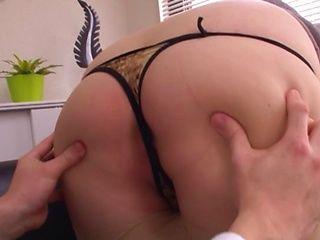 Japanese milf with huge boobs needs dick