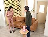 Amano Miyuu likes toy insertion a lot