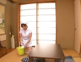 Chie Nakamua,gets pleasured by a vibrator